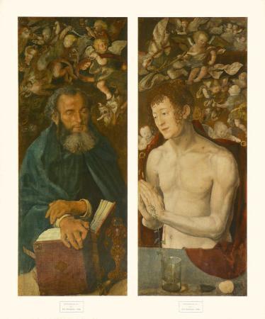 Dresden: Altar Piece