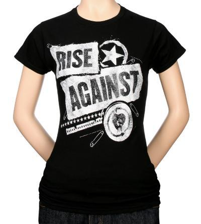 Juniors: Rise Against - Patched Up