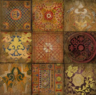 Mosaic II (detail no. 2)