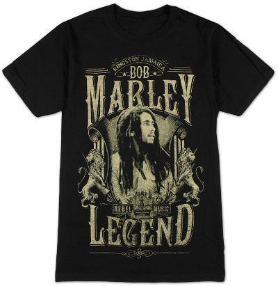 Bob Marley - Rebel Legend