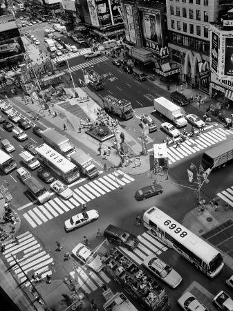 Times Square Crossing