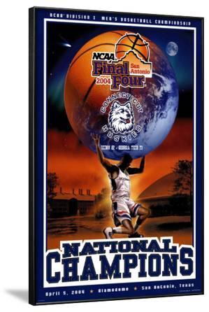 UCONN - 2004 NCAA Men's Div. 1 National Champions