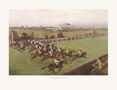 The Derby, The Start
