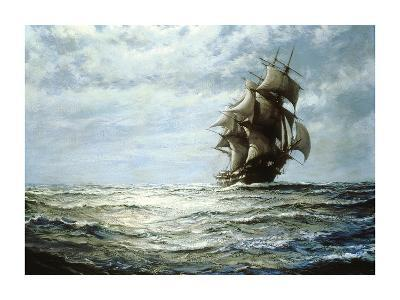 Running on the North Atlantic