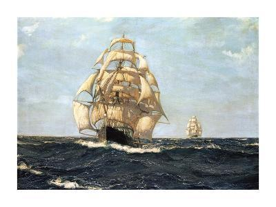 The Pride Of The Ocean - 'Cutty Sark'