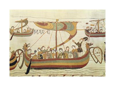 Bayeaux Tapestry Detail B