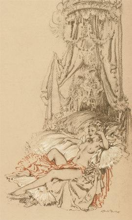 Madame du Barry as a Reigning Idol