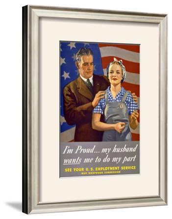Do My Part, U.S. Labor Poster
