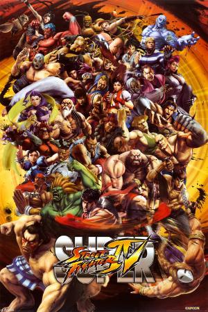 Super Street Fighter I.V.