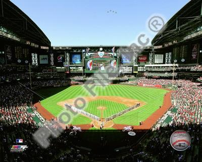 Chase Field 2010 Opening Day