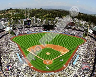 Dodger Stadium 2010 Opening Day