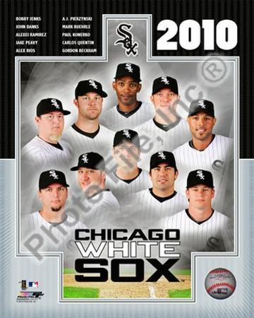 2010 Chicago White Sox Team