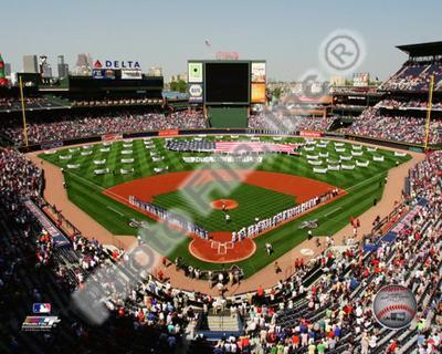Turner Field 2010 Opening Day