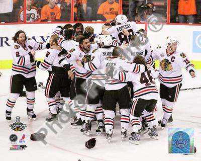 The Chicago Blackhawks 2010 Stanley Cup Finals