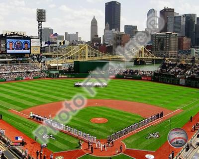 PNC Park 2010 Opening Day