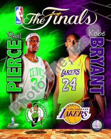 2009-10 NBA Finals Matchup