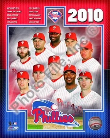 2010 Philadelphia Phillies Team