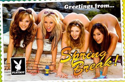 Playboy - Spring Break