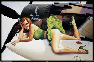 Hildebrandt - Naked Fanny