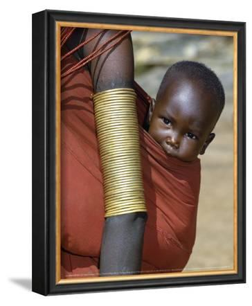 Samburu Baby, Kenya