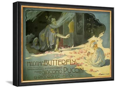 Madama Butterfly, c.1904
