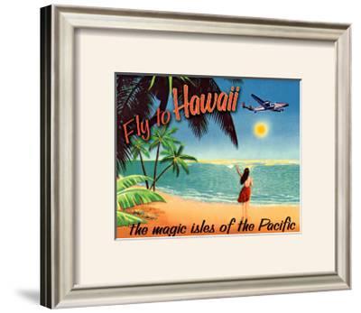 Fly to Hawaii