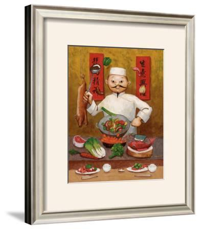 Wok-Man, Chinese Chef