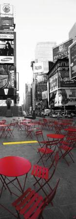 Terrace in Times Square