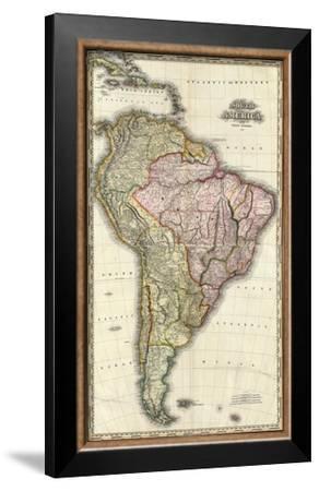Composite: South America, West Indies, c.1823