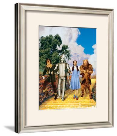 The Wizard of Oz: Glitter Yellow Brick Road