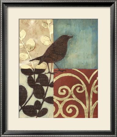 Gilded Sparrow I