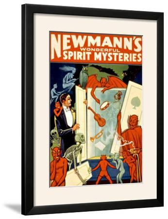 Newmann's Spirit Mysteries