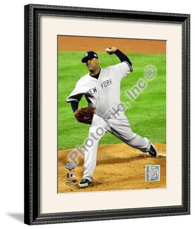 C.C. Sabathia Game Four of the 2009 MLB World Series