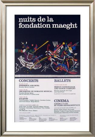 Nuits de la Fondation 1966