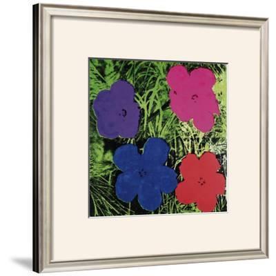 Flowers (Purple, Blue, Pink, Red)