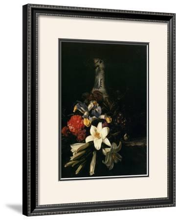Bouquet de Fleur Devant un Vase de Chine, 1661