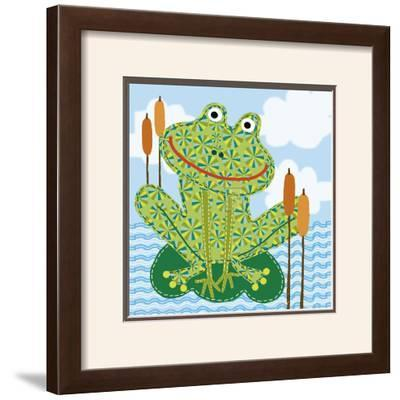 Frankie the Frog