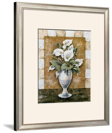 Vase of Callas