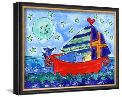 Moon Fish and Star Sailing