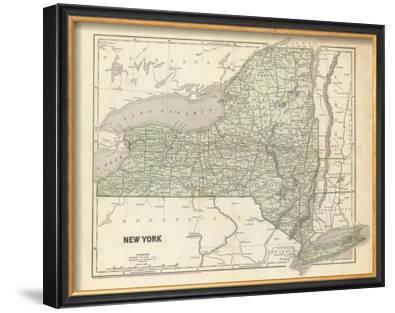 New York, c.1845