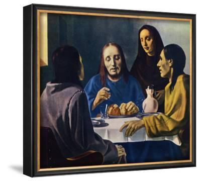 Les Disciples d'Emmaus