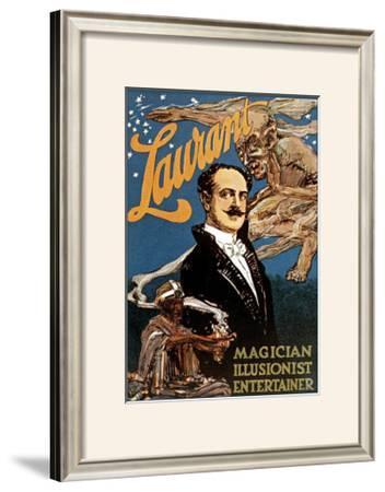 Lawrant the Magician