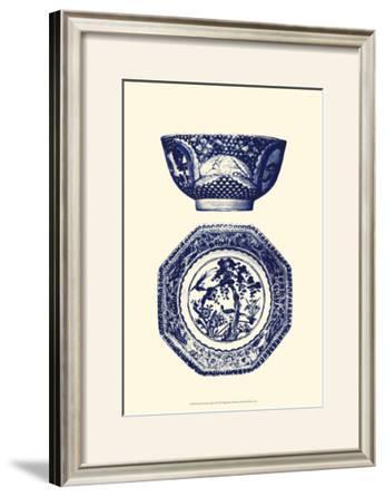 Manor Porcelain in Blue II