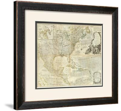 Composite: North America, c.1776