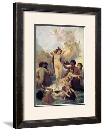 La Naissance de Venus, 1863