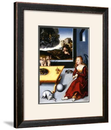 Melancholy, c.1532