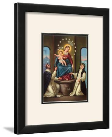 Madonna Vom Rosenkranz Pompej