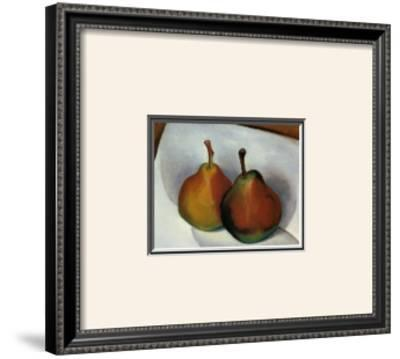 Two Pears, 1921