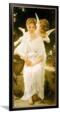 Young Lady with Angel