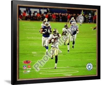 Tracy Porter Super Bowl XLIV Interception & Touchdown Return